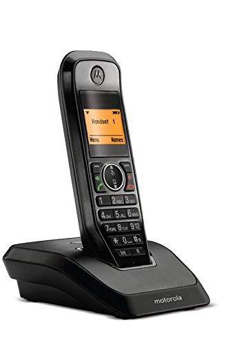 Motorola S2001I Cordless Phone|Black