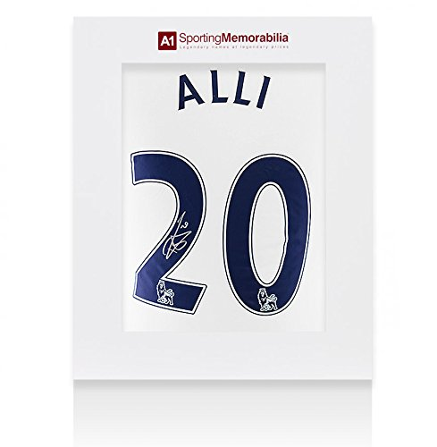 Dele-Alli-Signed-Tottenham-Hotspur-Shirt-2015-2016-Number-20-Gift-Box
