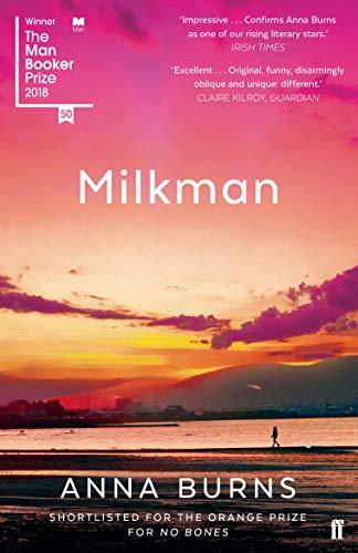 Buchseite und Rezensionen zu 'Milkman (English Edition)' von Anna Burns