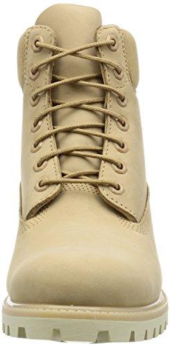 Timberland 6 Premium Boot Bbl, Bottes et Bottines Classiques Mixte Adulte Multicolore (Brown Croissant)