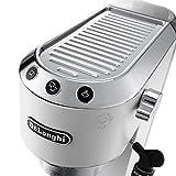 DeLonghi EC 685.W Dedica Siebträgerespressomaschine - 4