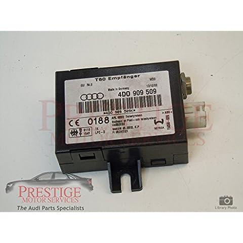 Audi A6C5A8D2AUX calentador unidad de control
