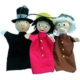 Au Sycomore MAST300 Puppets Gift Set Pinocchio Trio