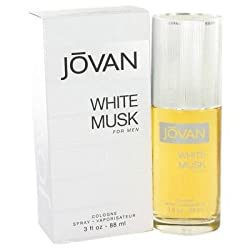 Jovan White Musk For Men Cologne Spray 88ml With Ayur Product In Combo