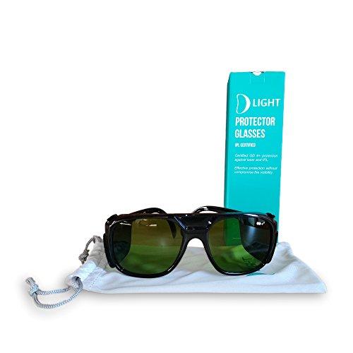 D Light Gafas protectoras Certificado luz pulsada