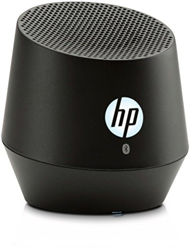 HP S6000 (G3Q07AA) Mini Bluetooth Lautsprecher (Bluetooth-fähig, Microsoft Windows XP/Vista/7/8/Android 3.0 /Apple iOS 4.3) graphit