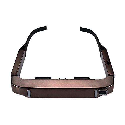 93fed47be13 VISION-800 Smart Android WiFi Glasses 80 Inch Virtual Wide Screen ...