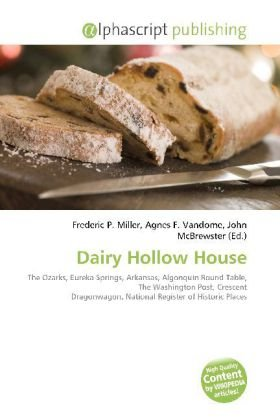 Dairy Hollow House