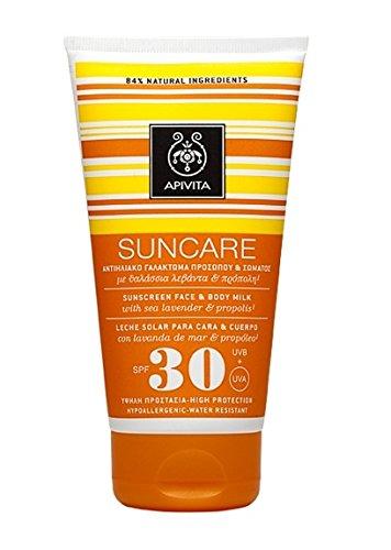 apivita-suncare-sunscreen-face-body-milk-spf30-with-sea-lavender-and-propolis-150ml