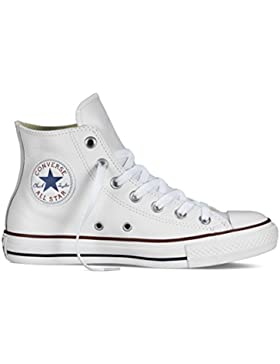 Converse Chucks Taylor All Star Hi Leder, Unisex - Erwachsene Sneaker