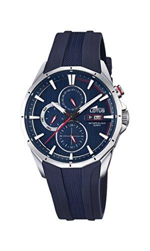 41a6xMoNiFL - Lotus - Reloj de pulsera