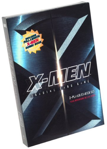 X-Men Trading Card Game Starter Set by Wizards of the Coast (Xmen Trading Card Game)
