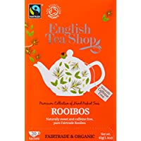 English Tea Shop Rooibos Fairtrade & Organic 20 Sachets - 40 gr.