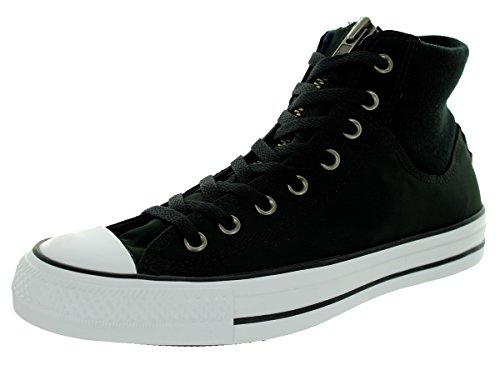 Converse CT Ma-1 Zip Hi Black/White 149398C, Herren Sneaker Schwarz
