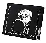 Cosstars Re:Creators Anime Bifold Brieftasche Kunstleder Schlanke Geldbörse Portemonnaie Kreditkartenhülle /1
