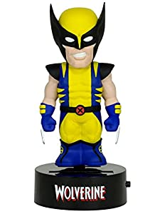 NECA Marvel Comics Figura Movible Body Knocker Wolverine 15 cm