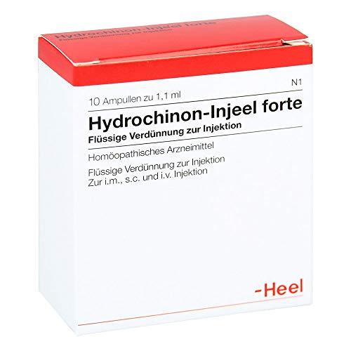 Hydrochinon Injeel forte 10 stk