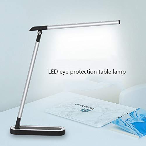 XHHXPY LED Schreibtischlampe, LED Schreibtischlampe Schüler Lernen Klappaugenlampe Kinderschreibtisch Schlafzimmer Leselampe