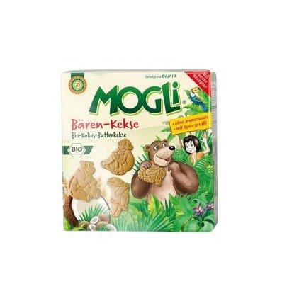 Biscotti Orsetto Biologici Cocco 'Mogli' - 50 gr.