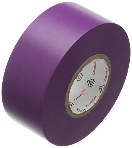cellpack-no-128-dimensions-25m-x-30mm-x-015mm-longueur-x-largeur-x-epaisseur-violet-ruban-disolation