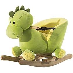 Caballito Balancin Dinosaurio de Peluche
