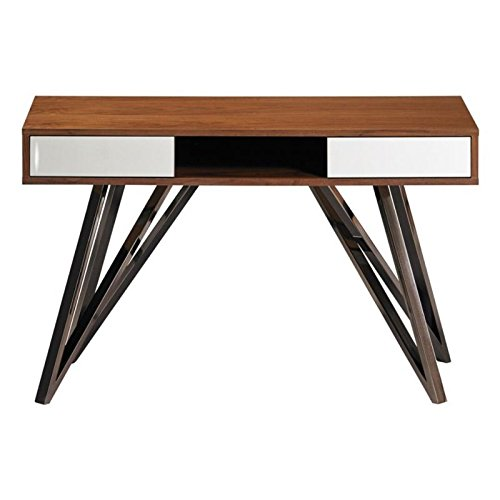 designement Bureau Moderne MDF, 120x55x76 cm