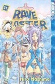 Rave Master 25 por Hiro Mashima
