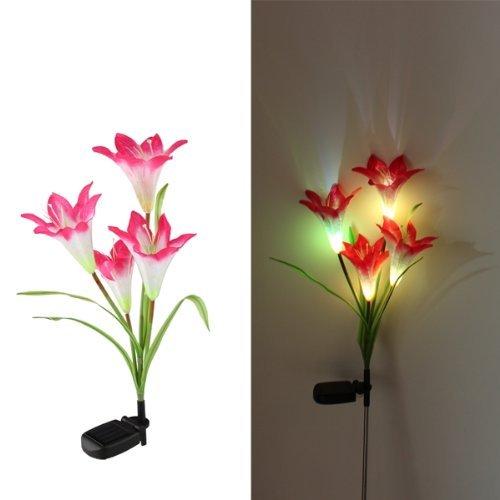sodial-r-4led-fleur-solaire-lis-pelouse-cour-lampe-jardin-nol-extssrieur-dsscoration