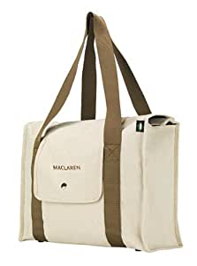 Maclaren - Sac à Langer Beach Bag Natural Canvas