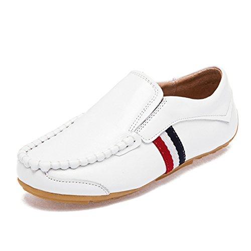 XTIAN - Pantofole Bambino , bianco (bianco), 34 EU/21.4cm