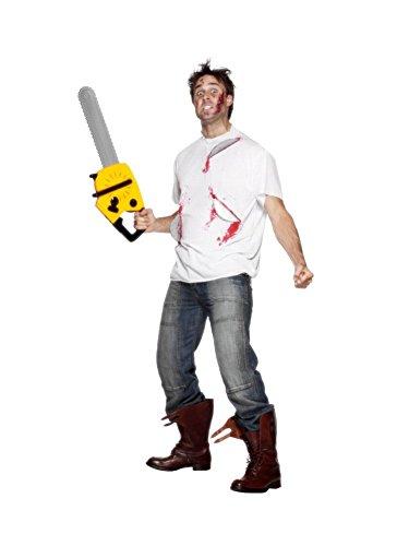 Imagen de smiffy's  disfraz de halloween para hombre, talla uk 42 26437l