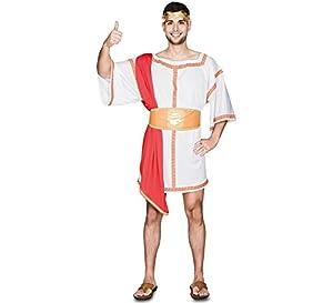 Fyasa 706486-t04disfraz de emperador romano, grande