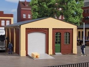 Auhagen 80516paredes 2390C/2390d rojo Modelling kit