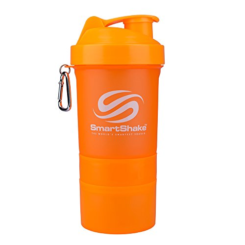 Smart Shake Shaker, Neon Blue, 1er Pack (1 X 600 ML)