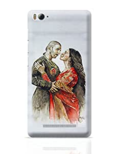 PosterGuy Bajirao Mastani #Iphone #Covers #Art #Bajiraomastani #Anshu_Art #Posterguy #Iamposterguy #Artist #Bollywood #Slb #Ra Xiaomi Mi 4i Cover