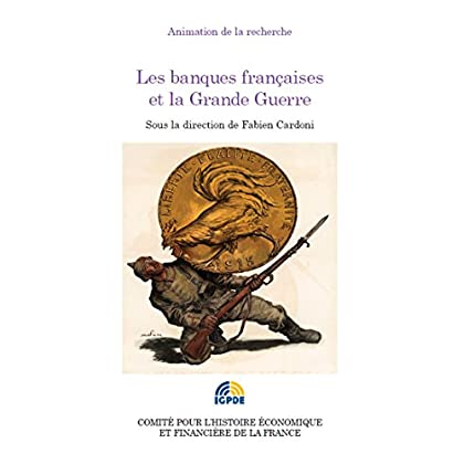 Les banques françaises et la Grande Guerre: Journée d'études du 20 janvier 2015 (Histoire économique et financière - XIXe-XXe)