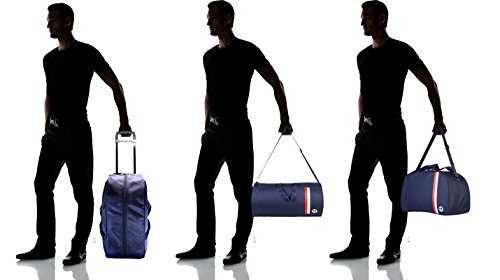 64cc7e4d908b 56% OFF on 3G Combo of 3 Trolley and Duffle Bags Blue