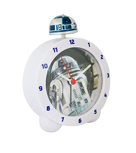 Star Wars Wecker R2D2 Analog 21603