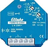 Eltako Stromstoß-Schaltrelais geräuschlos, 1 Stück, FSR61G-230V