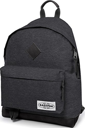 EASTPAK WYOMING BACKPACK INTO (INTO BLACK YARN)