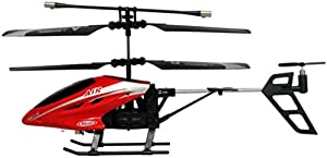 FP-TECH fp-3.5-Helicóptero teledirigido Super Resistente 3.5Canales con giroscopio LED, Colores Surtidos