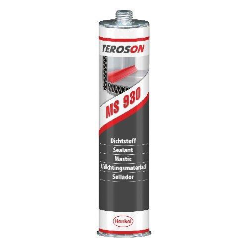 """Preisvergleich Produktbild Teroson 261896 Kartusche 310 ml """"Terostat MS 930"""", Schwarz"""