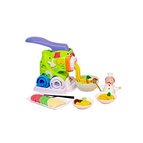 Alapet Kinder Nudelmaschine Küche Spielzeug Weizen Schlamm Verschiedene Form Mädchen Handgemachtes Spielzeug Simulation Lebensmittelproduktion Entwicklung Kreativität Spielzeug Eltern-Kind Interaktive