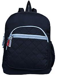 fantosy Travel Unisex 23 L Polyester Black Backpack (BP-019)