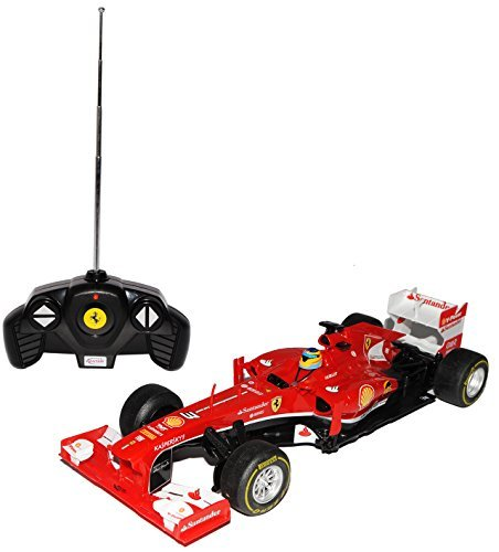 alles-meine.de GmbH Ferrari F138 Formel 1 Fernando Alosno Nr 3 2013 RC Funkauto 1/18 Rastar Modell Auto*