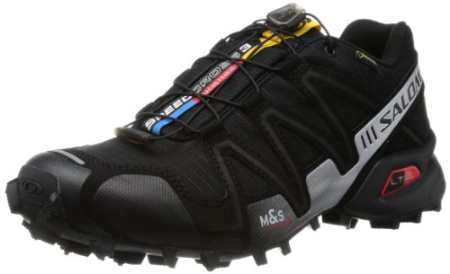 Salomon Speedcross 3 Gtx - Scarpa, Nero, taglia 40