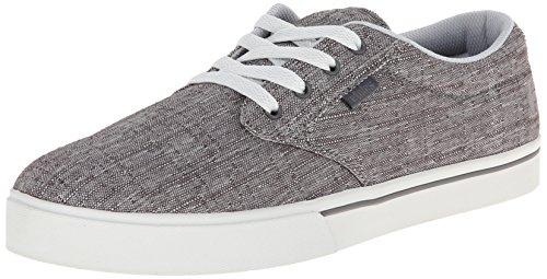 Etnies  JAMESON 2 ECO, Chaussures de skateboard homme Gris (Grey)