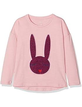 NAME IT Baby - Mädchen Langarmshirt