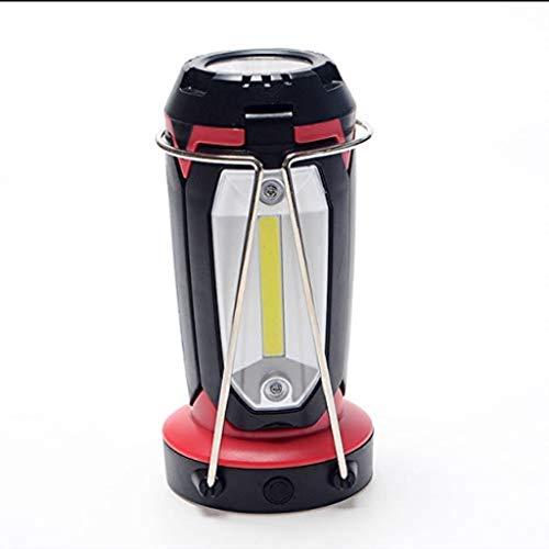 CS-LJ Lampada da Campeggio a LED USB Ricarica Lampada da Campeggio Multiuso