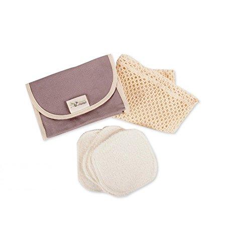 Kit Eco Belle Nomade - Coton bio biface